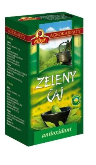 AGROKARPATY GREEN TEA 20 x 1,5 g