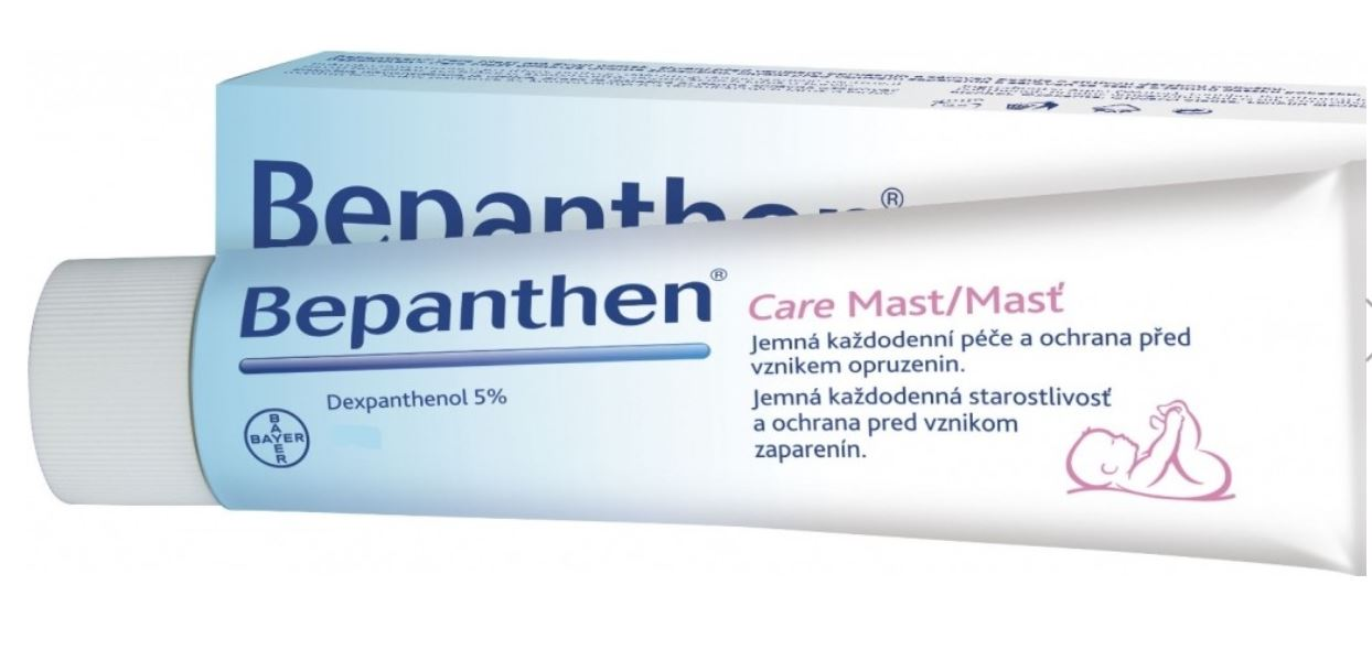 Bepanthen Care masť 30 g