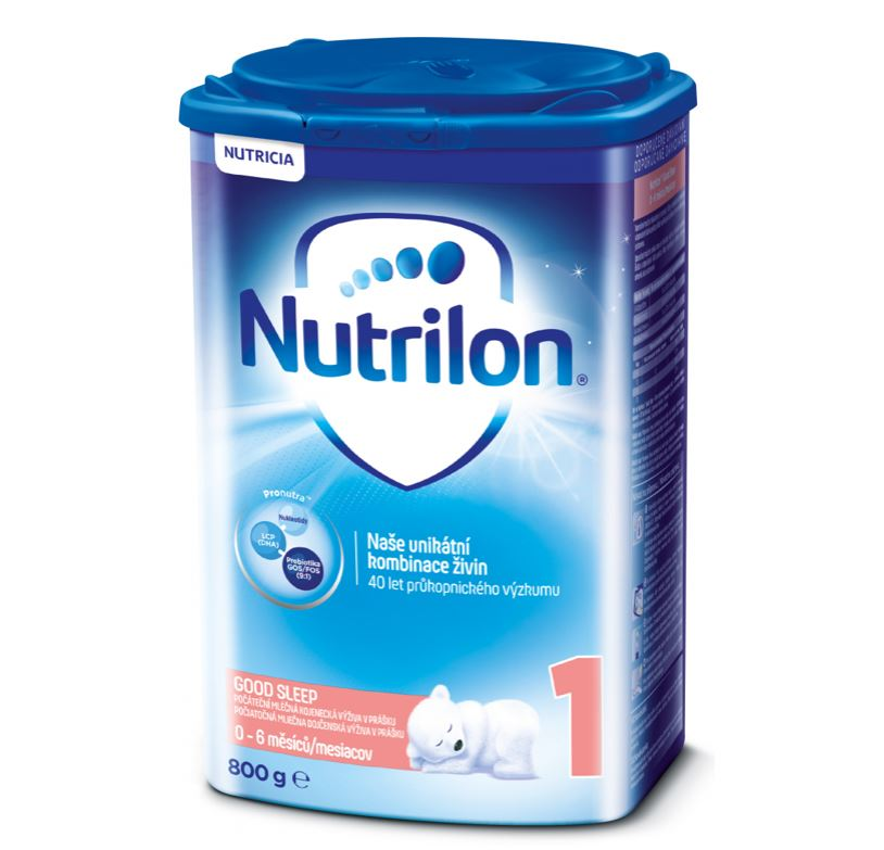 Nutricia Nutrilon 1 Good Sleep 800 g