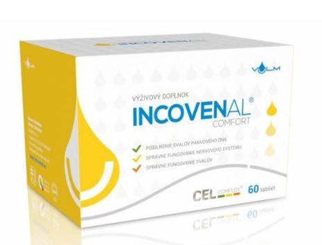 Incovenal comfort 60 tablet