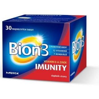 Merck Bion 3 Imunity 30 tablet