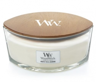 WoodWick White Tea & Jasmine 453,6 g