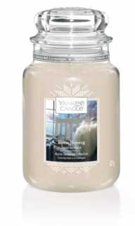 Yankee Candle Alpine Morning 623 g