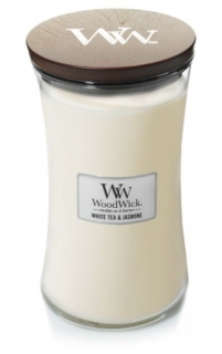 WoodWick White Tea & Jasmine 609,5 g
