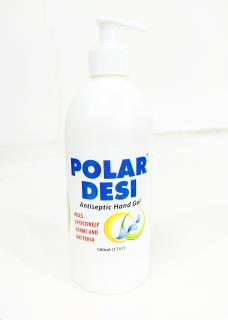Polar desi - dezinfekční gel 500 ml
